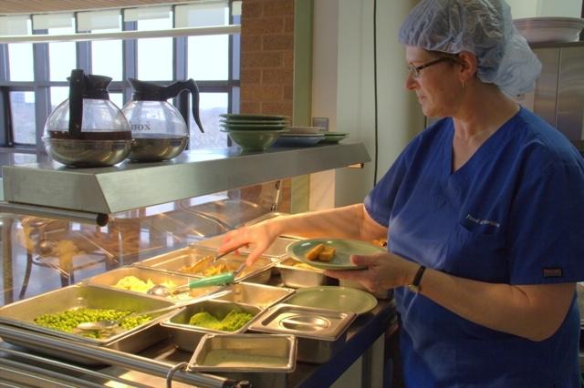 Photo essay: Behind the scenes -- hospital food | Nova ...